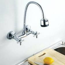 kohler wall mount faucet wall mounted kitchen faucet kohler purist wall mount tub faucet