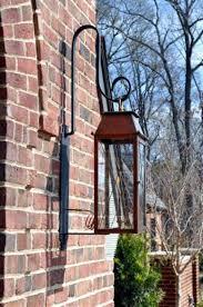 Coach House Outdoor Lighting Coach House With Tudor Scroll Coach House Gas Lanterns
