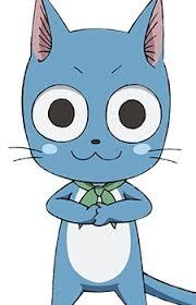 <b>Happy</b> (<b>Fairy Tail</b>) - MyAnimeList.net