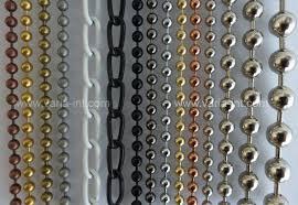 ball chain curtains colours