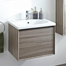 enzo 600 wall mounted unit solid surface basin