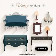 Image Painted Demo 24 Urbanlifegr Vintage Furniture Pack Vector Free Download