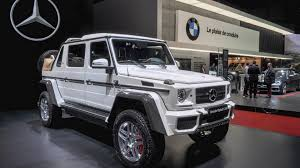 Learn about it in the motortrend buyer's guide right here. Mercedes Maybach G650 Landaulet Revealed Limited To 99 Units