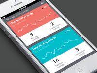 75 Best Món mòbil images | Mobile app design, App design, Mobile ...