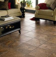 Basement Flooring Ideas: Conventional Vinyl/Resilient (Tile Or Sheet)