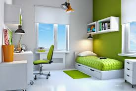 Green Kids Bedroom Ideas 2