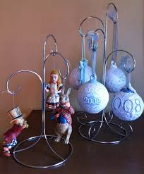 Ornament Hanger Display Stand Pretty Groupings Of Collectible Ornaments Multiple Arm Ornament 84