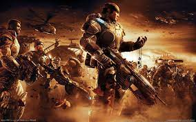 22 Awesome 3d Game Wallpapers Gears Of ...