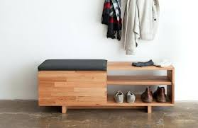 Bench for shoes Foyer Storage Benches For Shoes Entry Way With Modern Bench Lax Svconeduorg Storage Benches For Shoes Entry Way With Modern Bench Lax