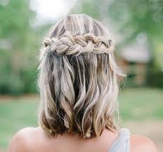Svatební účesy S Copánky Možnosti Fotografií Pro Vlasy Různých Délek