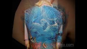 рисунки для тату с дельфином