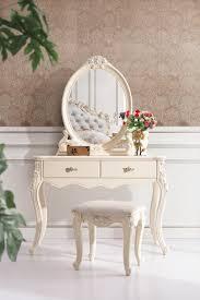 Us 4370 Moderne Schlafzimmer Set Hochwertige Europäischen Stil Schminktischkommode Mit Hockerstuhl Hand Geschnitzte Massivholz Schlafzimmer