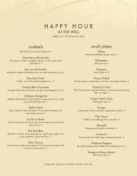 Chart House Cocktail Menu Stunning Bar Menu Templates And Designs Musthavemenus