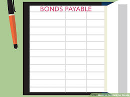 amortizing bond discount 3 ways to account for bonds wikihow