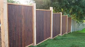 fence panels designs. Bamboo Fence Panels Brisbane Home Design Interior Decor Within Ideas Designs