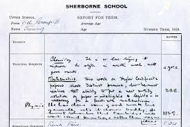 enigma of alan turing bletchley codebreaker aged acirc frac news turing s teachers in his principal subjects of chemistry were more forgiving