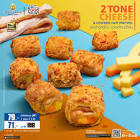 aunt juniors crabmeat and cheese triangles