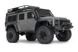 <b>Радиоуправляемая</b> машина <b>TRAXXAS TRX</b>-<b>4</b> Land Rover ...