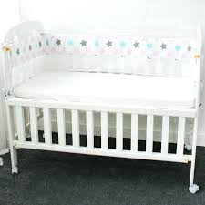 cloud crib bedding 1 mesh crib pers breathable star crown tree cloud baby bedding crib liner