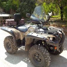 yamaha atv for sale. for sale : yamaha grizzly 700 atv