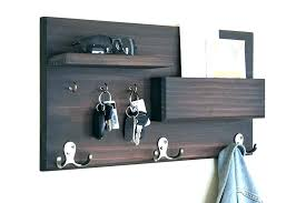 key and mail organizer wall mount mail organizers wall mounted key organizer inside plan