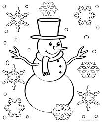 Snowflake Coloring Page Snowman Snowflake Mandala Coloring Pages
