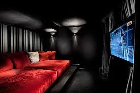 media room lighting ideas. dark media room lighting ideas b
