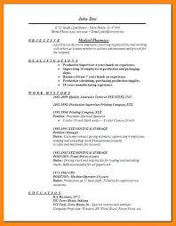 Pharmacy Curriculum Vitae Classy 2828 Pharmacist Curriculum Vitae Examples Elainegalindo