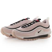 Light Pink Nike Shoes Nike W Air Max 97 Light Soft Pink Black Summit White Bei
