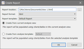 Reporting with Eggplant Performance Analyzer