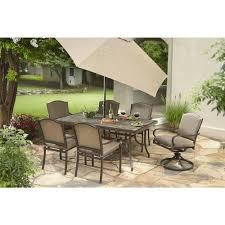 7 piece patio dining set. Image 1 7 Piece Patio Dining Set