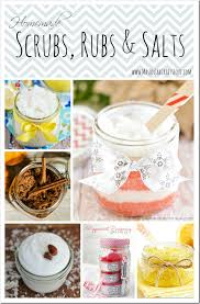 Decorative Jars For Bath Salts Scrubs Rubs Salts Mason Jar Crafts Love 24