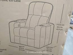 pulaski furniture home theater power recliner costco 6