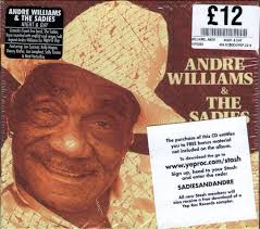 Andre Williams & The Sadies – Night & Day (CD, US) - img897c