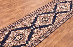 traditional navy blue stair carpet runner rug 70cm rugs navy runner rug