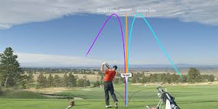 Golf Club Trajectory Chart Golf Science Golf Ball Flight Laws The Golftec Scramble