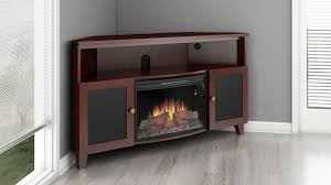Warm Entertainment Corner With Fireplace TV Console Electric Corner Fireplace Tv Stand