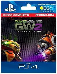 plants vs zombies garden warfare 2 ps4 deluxe edition promo cargando zoom