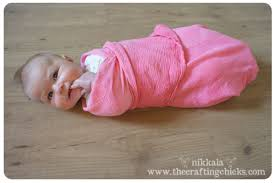 Swaddling And Receiving Blankets Adorable DIY Muslin Swaddle Blankets The Crafting Chicks