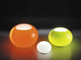 cool mood lighting. Cool Colorful Glass Lamps \u2013 Noa By Lucente Mood Lighting