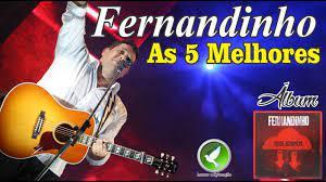 Fernandinho ''As 5 Melhores'' Álbum Teus Sonhos - YouTube