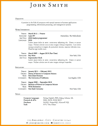 Is A Resume Necessary For A Part Time Job Megakravmaga Com