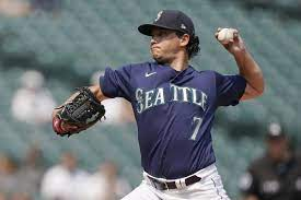 two-hitter, lifting Mariners past Texas ...