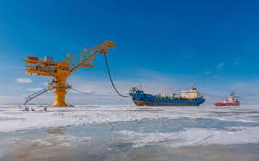 the novy port project jsc gazprom neft the novy port project