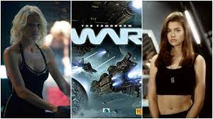 The Tomorrow War & 4 Intergalactic Wars That I Love - Indiegala Blog