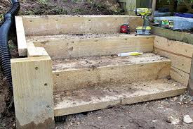 how to build a retaining wall in the