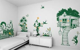 Small Picture Kids Room Wall Decoration Funny Wall Stickers Adorable Home