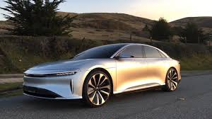 Lucid Motors is taking deposits for the 1000 hp Air EV Autoblog