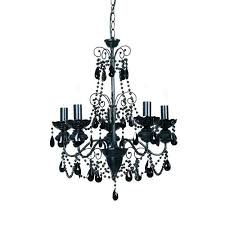 mesmerizing black crystal chandelier crystal chandelier with large black shades jet black crystal pendant traditional chandeliers