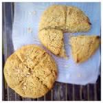 scones utan vetemjöl